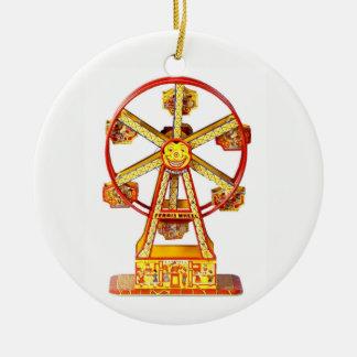 Vintage Mechanical Ferris Wheel Christmas Ornament