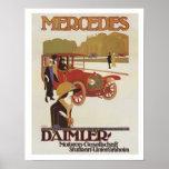 Vintage Mercedes Daimler Ad 2