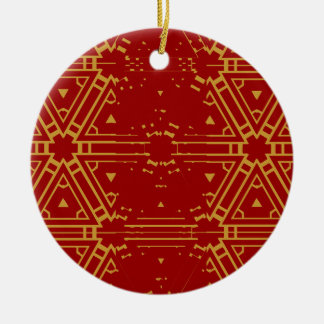 Vintage Merry Christmas Christmas Ornament