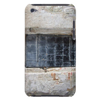 Vintage Metal Door On A Stone Wall Of A Castle iPod Case-Mate Cases