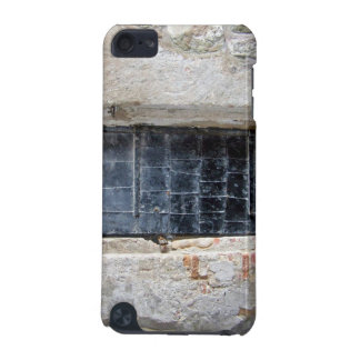 Vintage Metal Door On A Stone Wall Of A Castle iPod Touch 5G Case