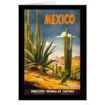 Vintage Mexico Card