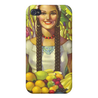 Vintage Mexico  Cases For iPhone 4