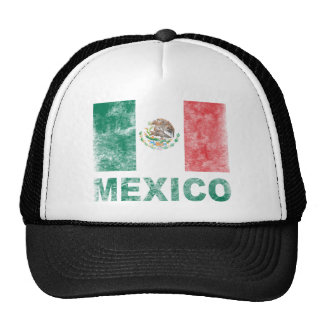 Vintage mexico trucker hat