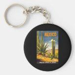 Vintage Mexico Key Chains