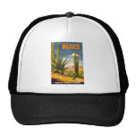 Vintage Mexico Mesh Hats