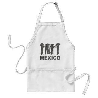 Vintage Mexico Standard Apron