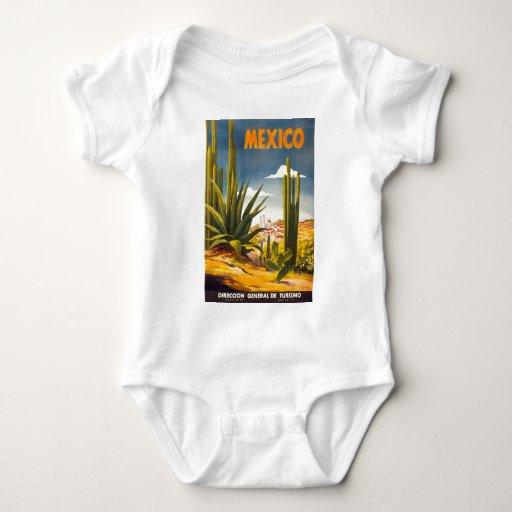 Vintage Mexico Tee Shirts