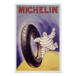 Vintage Michelin TIres Ad 2 Posters