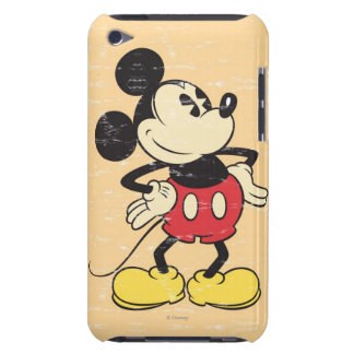 Vintage Mickey iPod Touch Covers