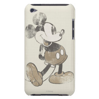 Vintage Mickey Mouse 1 iPod Touch Covers