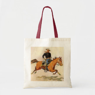 Vintage Military, A Cavalry Officer by Remington