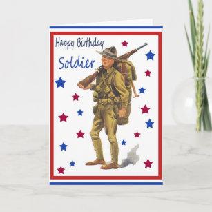 Military Birthday Cards Zazzle Uk
