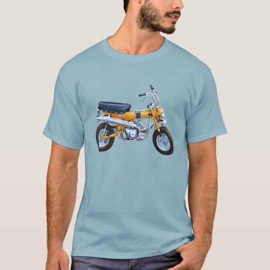 Vintage Mini bike 70 T-Shirt
