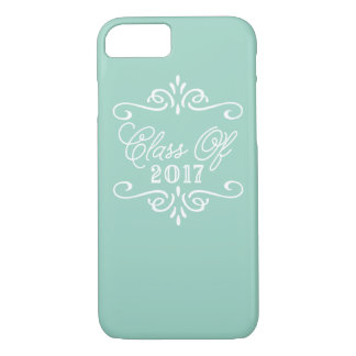 Vintage Mint Green | Graduation iPhone 8/7 Case