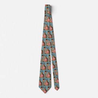 Vintage Modesty is the Best Policy Tie