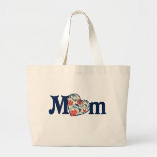 Vintage Mom Canvas Bags
