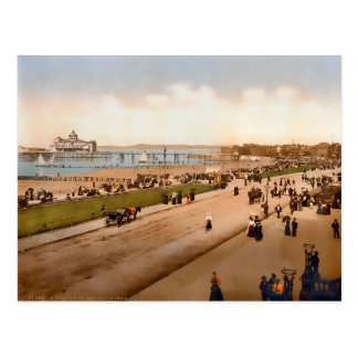 Vintage Morecambe Lancashire England Postcard