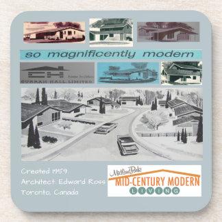Vintage Mosaic! Coasters (6 pack)