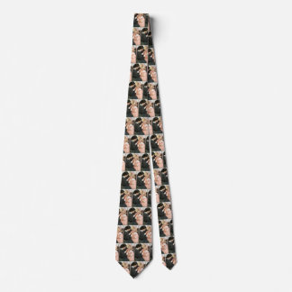 Vintage Mother and Child by Jessie Willcox Smith Tie