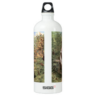 Vintage Mother and Child in a country setting SIGG Traveler 1.0L Water Bottle