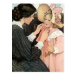 Vintage Mother and Child; Jessie Willcox Smith