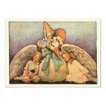Vintage Mother Goose Children Jessie Willcox Smith Personalized Invite