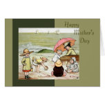 Vintage Mothers Day card