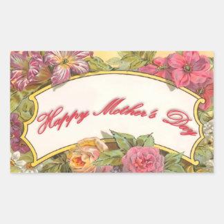 Vintage Mother's Day Sticker
