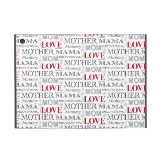 Vintage Mother's Love Mother's Day or Birthday Case For iPad Mini