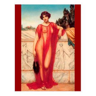 Vintage Motive - Athenais - Falero Postcards