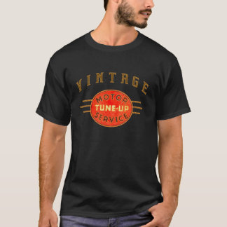 Vintage motor tune up T-Shirt