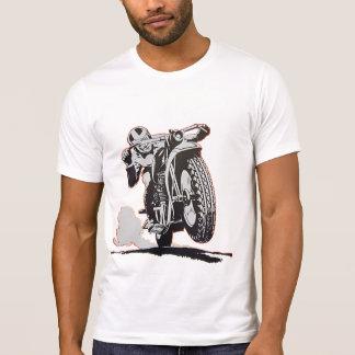 VINTAGE MOTORCYCLE  IMAGE. TEES