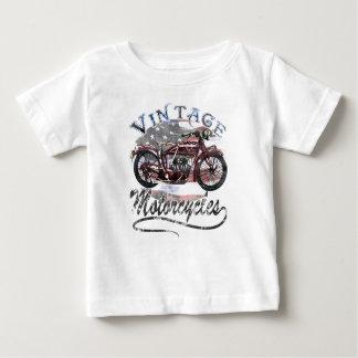 Vintage Motorcycle Kids Shirt