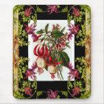 Vintage Mousepad Floral