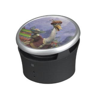 Vintage Mr. Ping Bluetooth Speaker