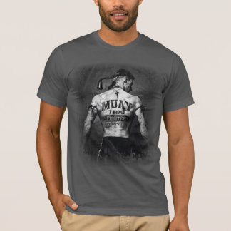 Vintage Muay Thai Fighter T-Shirt