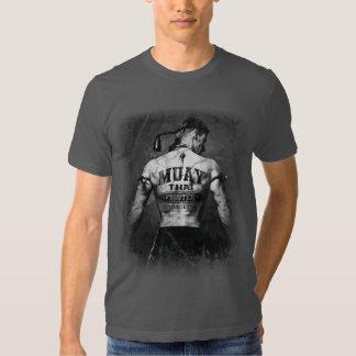 Vintage Muay Thai Fighter Tee Shirts