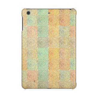 Vintage Multicolored  Square. Geometric Pattern iPad Mini Retina Cover
