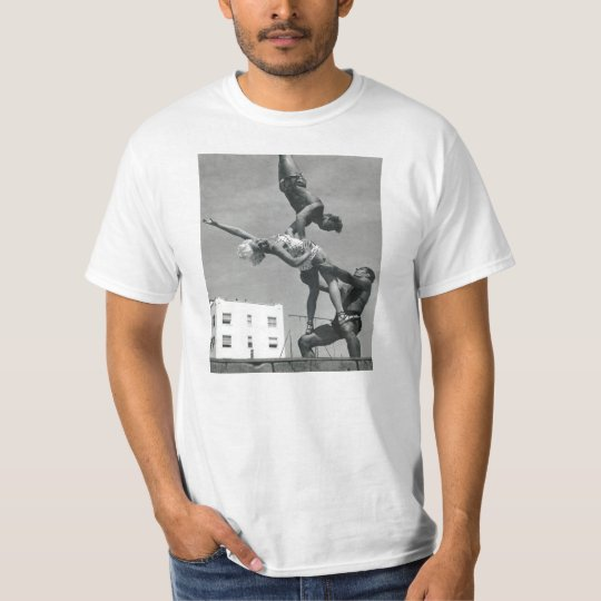 Vintage Muscle Beach T-Shirt