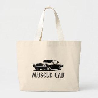 vintage muscle car bags