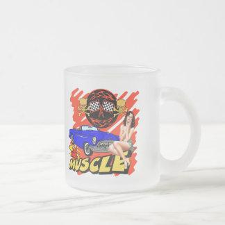 Vintage Muscle Cars Coffee Mug