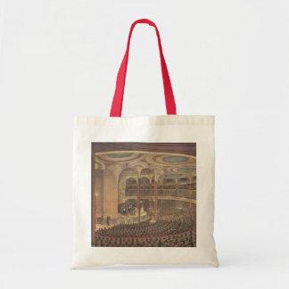 Vintage Music, Jenny Lind, Swedish Opera Singer Tote Bag