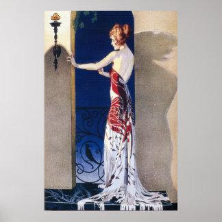 Vintage National Lamp Co. | Coles Phillips Poster