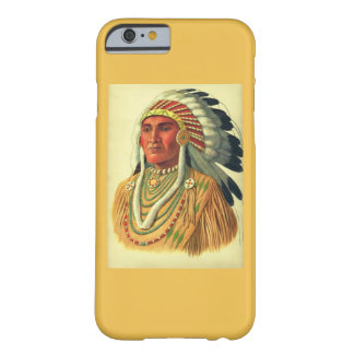 Vintage Native American Barely There iPhone 6 Case