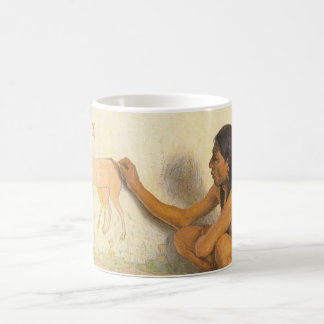 Vintage Native American, Indian Artist by Couse Coffee Mug