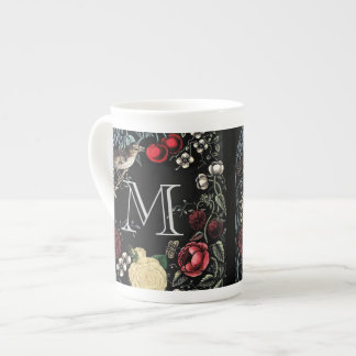 Vintage Nature Frame Bone China Mug