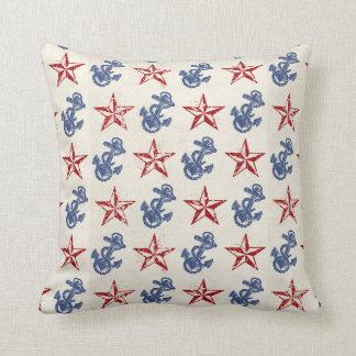 Vintage Nautical Cushion