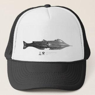 Vintage_Nautilus_01 Trucker Hat
