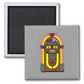Vintage Neat-o Jukebox Magnet